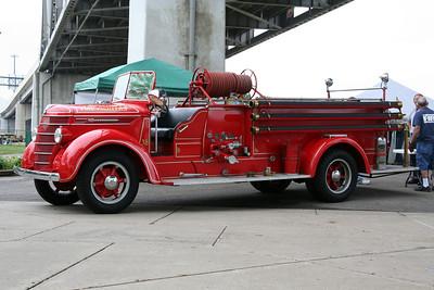 HOIFEC FIRE ENGINE RALLY 9-11-2010 IN PEORIA ILLINOIS