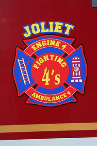 JOLIET ENGINE 4 & AMBO 4