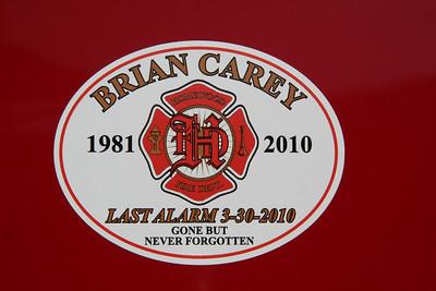 HOMEWOOD FIREFIGHTER BRIAN CAREY