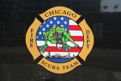 CHICAGO SCUBA TEAM 6-8-7