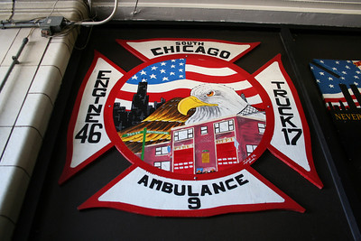 CHICAGO ENGINE CO. 46, TRUCK CO. 17