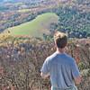 My best side: on Buffalo Mt
