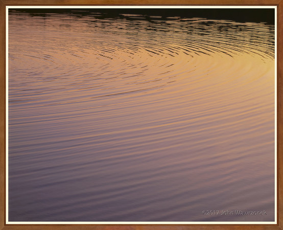 Ripples in the Round