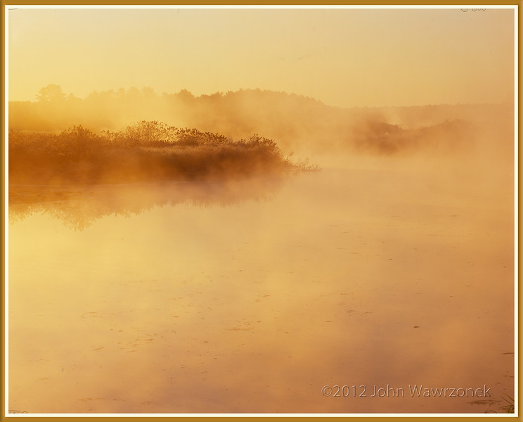 Morning Mists II