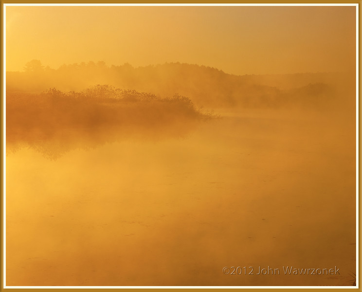 Morning Mists III