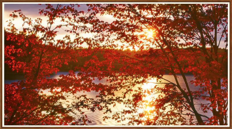 Ipswich Sunset