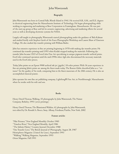 John Wawrzonek bio and artist's statement-2