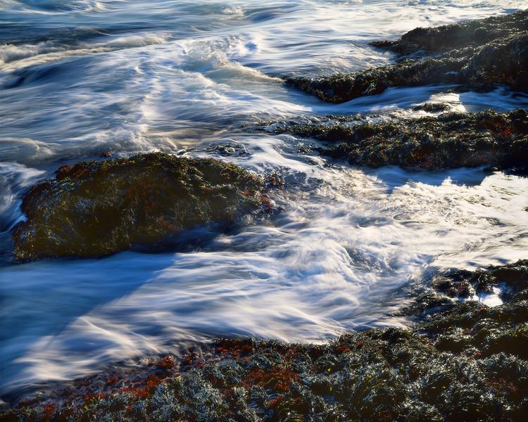 Waves, Rocks & Shore I