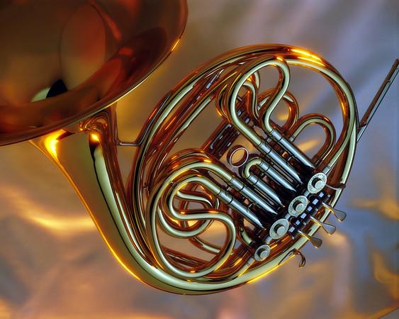 French Horn by Doug Saglio I