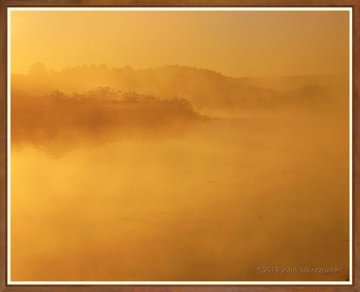Morning Mists III