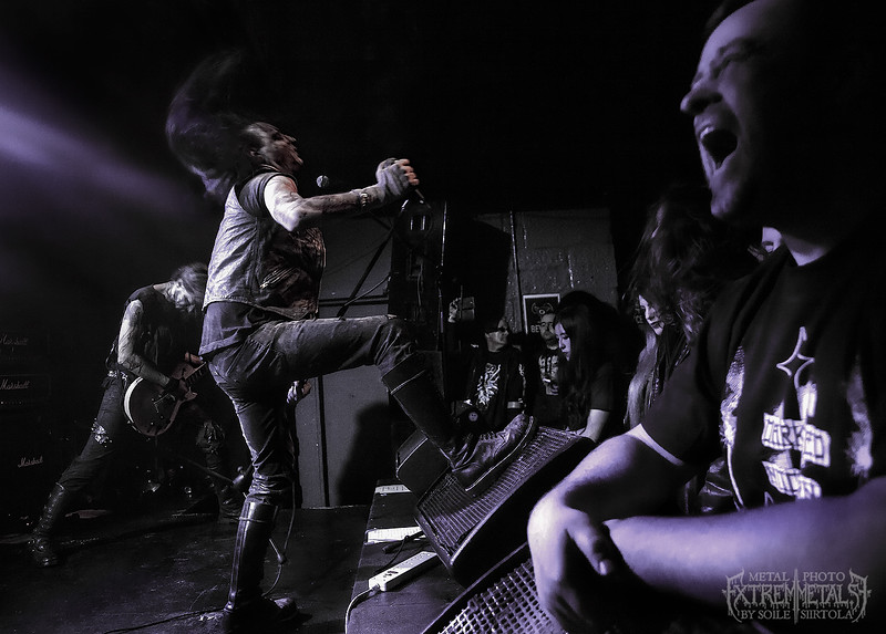 VALKYRJA – Audio, Glasgow 15/4 2016