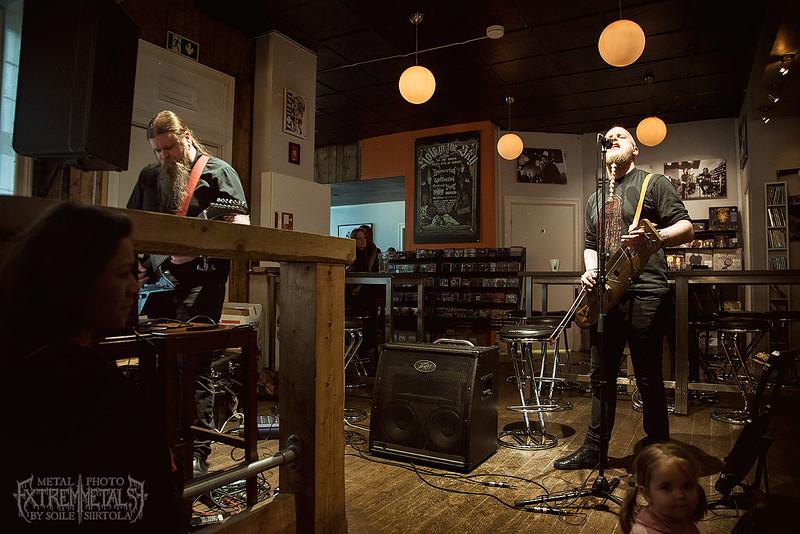 SKUGGSJÁ – Apollon, Bergen 12/3 2016