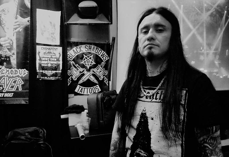 Carlos (Black Shadows Tattoos)  - Inferno Festival 2016