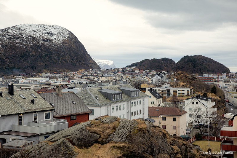NORWAY Bergen - Kirkenes - Bergen March 2016