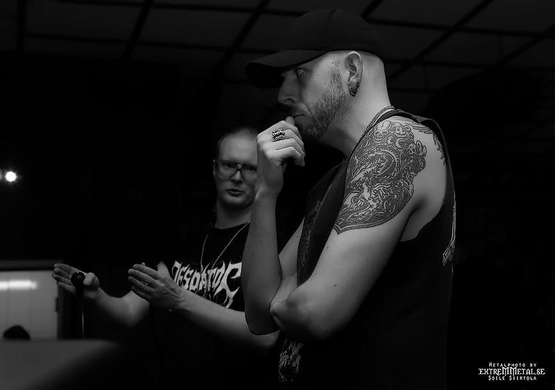 Fredrik & Inky – Sthlm Copperfields 2/1 2016