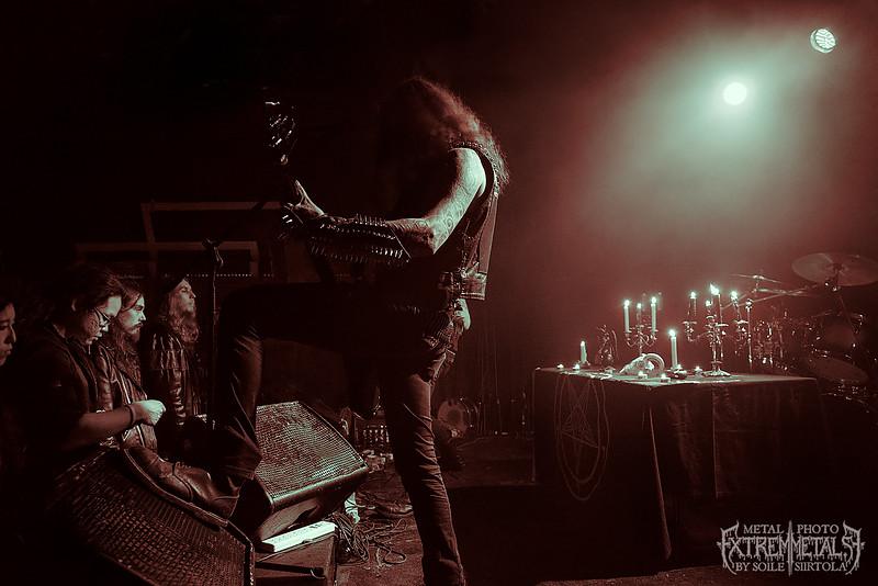 ARCHGOAT – Audio, Glasgow 15/4 2016