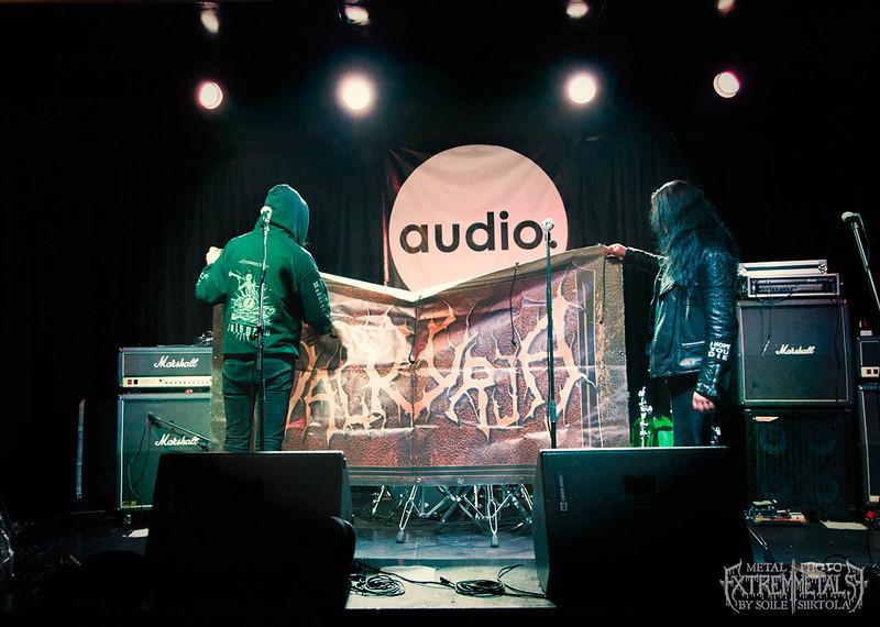 Vlad & Rogier. Audio, Glasgow 15/4 2016