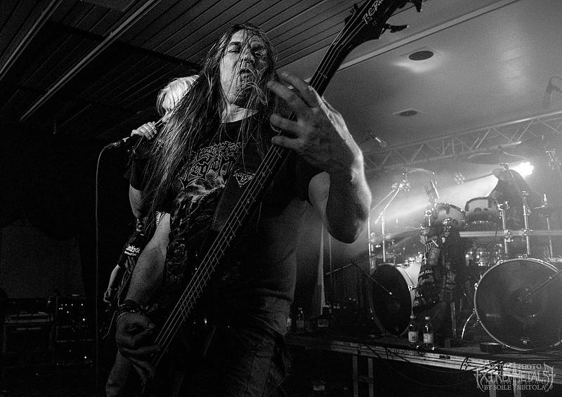 ASPHYX - Jönköping Metal fest March 2020