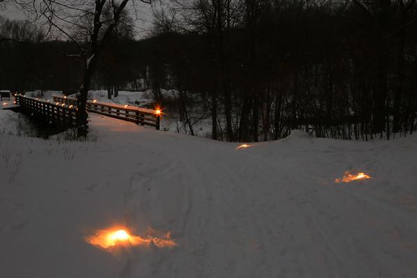 Camden Candlelight Ski 2016