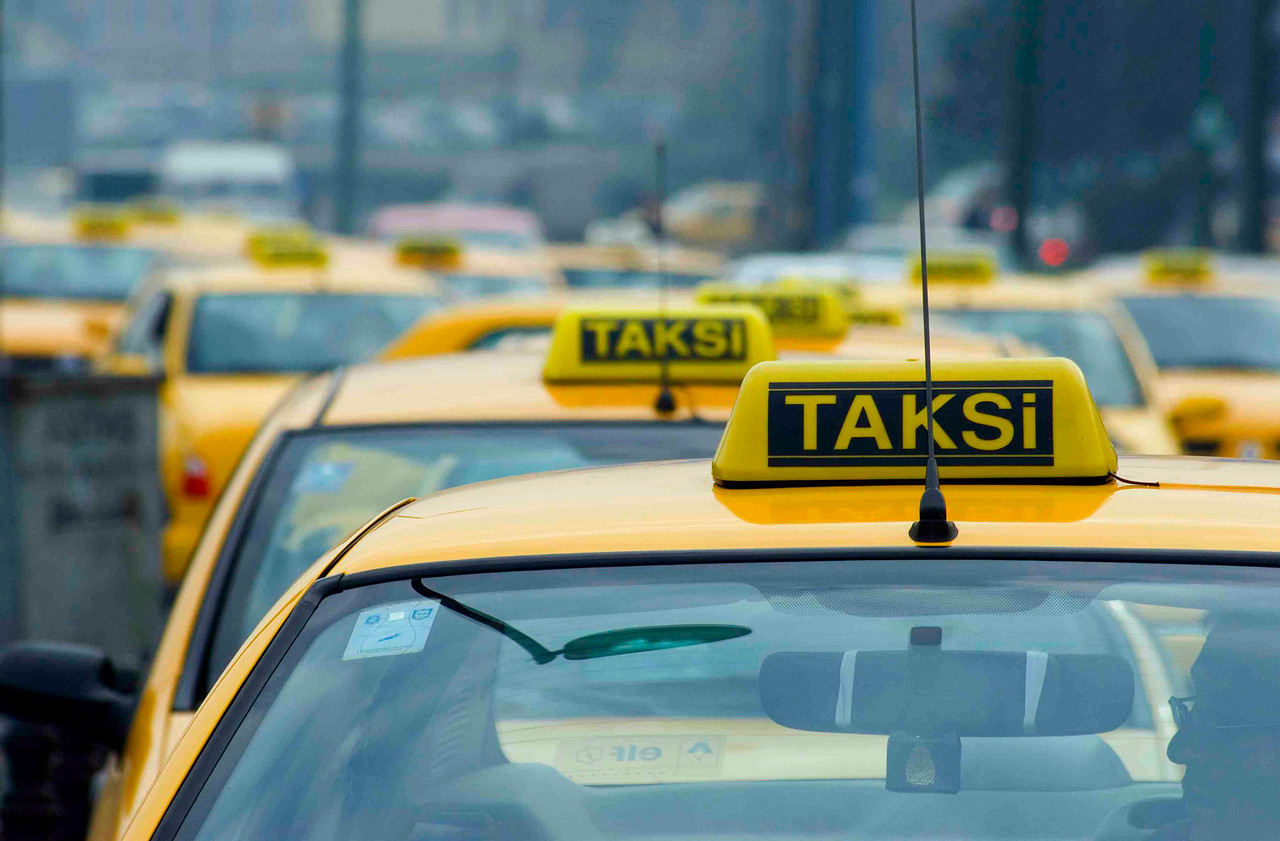 Istanbul has approximately one taxi for every cat in the city...and there are a LOT of cats!
