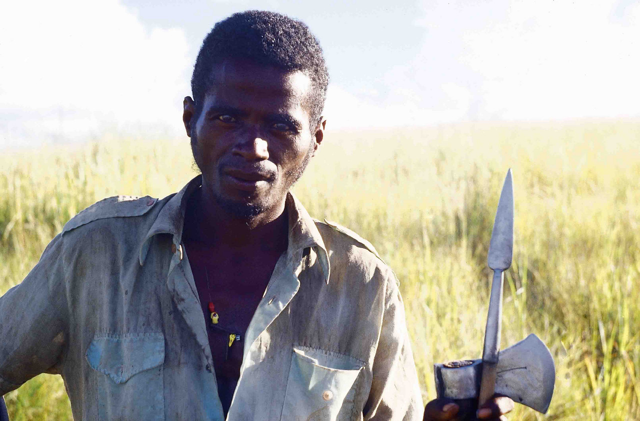 A tough Betsileo immigrant in Sakalava country