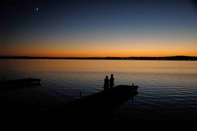 La Albufera is particularly famed for its romantic sunsets.