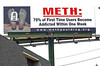 My other image that was used for the Meth Alliance Billboard campaign