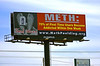 One of the Billboards I designed and shot the image for..