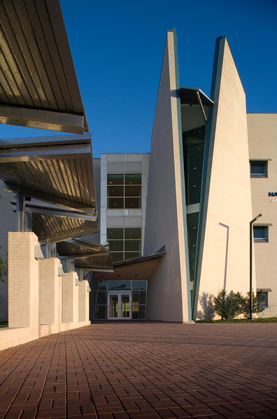 Harte Research Institute Building