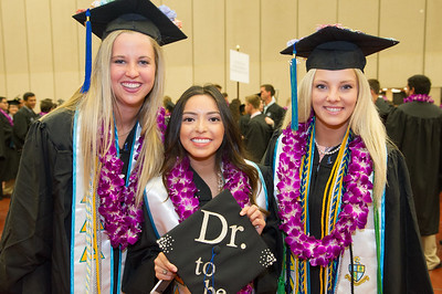 Over 1,100 graduates received their degrees during two commencement ceremonies held on May 13. View full gallery http://bit.ly/SP-Comm17