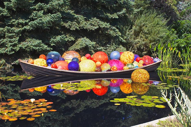 Dale Chihuly, Denver Botanic Gardens
