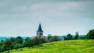village in france