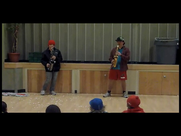 A collection of Snow Dances, 2011 from the ACMS Nordic Ski Team.
