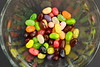 Colorful Jelly Beans In Bowl