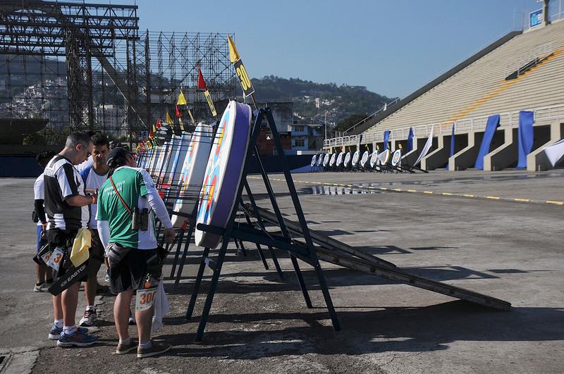 Rio de Janeiro - 30.10.14 - Foto de Rossana Fraga/CBTARCO - Local: Sambódromo RJ - NF: