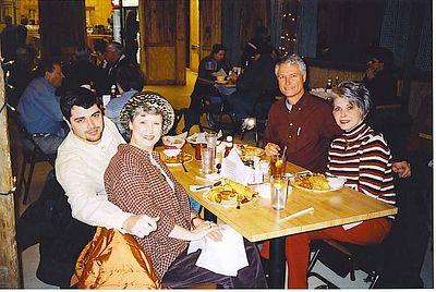 FAMILY A few family photos, spring '04