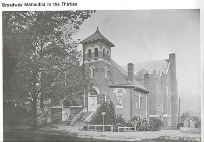 Broadway Methodists celebrate 50 yrs in sanctuary