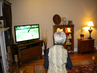 Cathey returns to Maryville for a Wii event