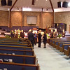 5. The funeral was held at Oceanway Assembly of God Church in Jacksonville on Thursday morning, Jan 22, 2009.