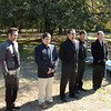 10. The pallbearers from left were Ruth's sons Joseph and Tyler, Randy's son JR, and Mark's son Garrett.