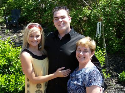 FAMILY Easter Sunday  4-12-09