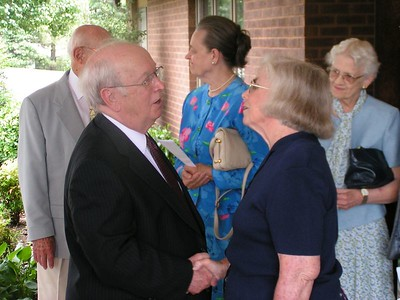 Fred Craddock's Visit to Grandview Christian Church