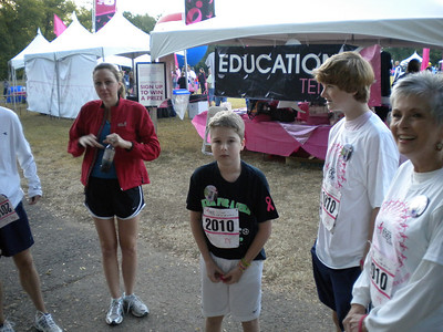 Nashville 5K Race for the Cure