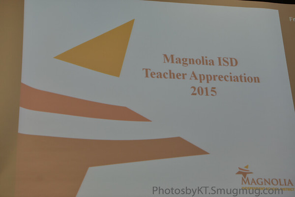 Teacher of The Year Celebration
