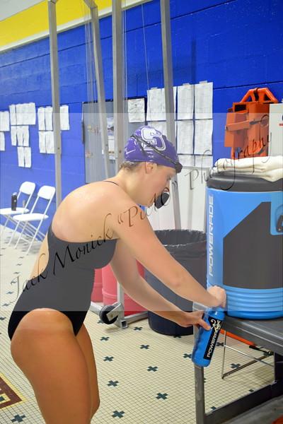 2017 Misericordia Swim Teams v Scranton
