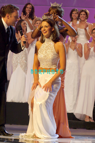 Miss America 2005 - Deidre Downs
