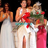 "Miss New Jersey 2008-09, Ashley Fairfield is crowned ""Miss New Jersey"""