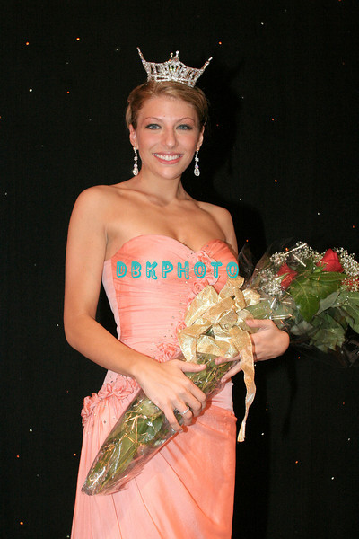 Miss New Jersey Pageant, June 17, 2006, Ocean City, NJ