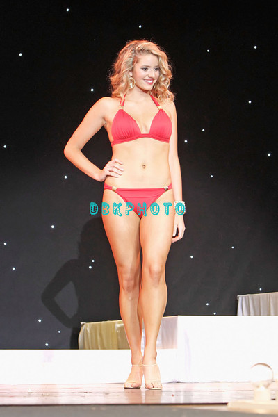OCEAN CITY, NJ - JUNE 18:  Miss Coastal Shore, Katharyn Nicolle, age 20 appears in her Swimsuit on her way to being selected Miss New Jersey 2011 as she attends the 2011 Miss New Jersey Pageant at the Ocean City Music Pier on June 18, 2011 in Ocean City, New Jersey.