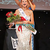 OCEAN CITY, NJ - JUNE 18:  Miss Coastal Shore, Katharyn Nicolle, age 20 is crowned Miss New Jersey 2011 by outgoing Miss New Jersey, Ashleigh Udalovas as she attends the 2011 Miss New Jersey Pageant at the Ocean City Music Pier on June 18, 2011 in Ocean City, New Jersey.